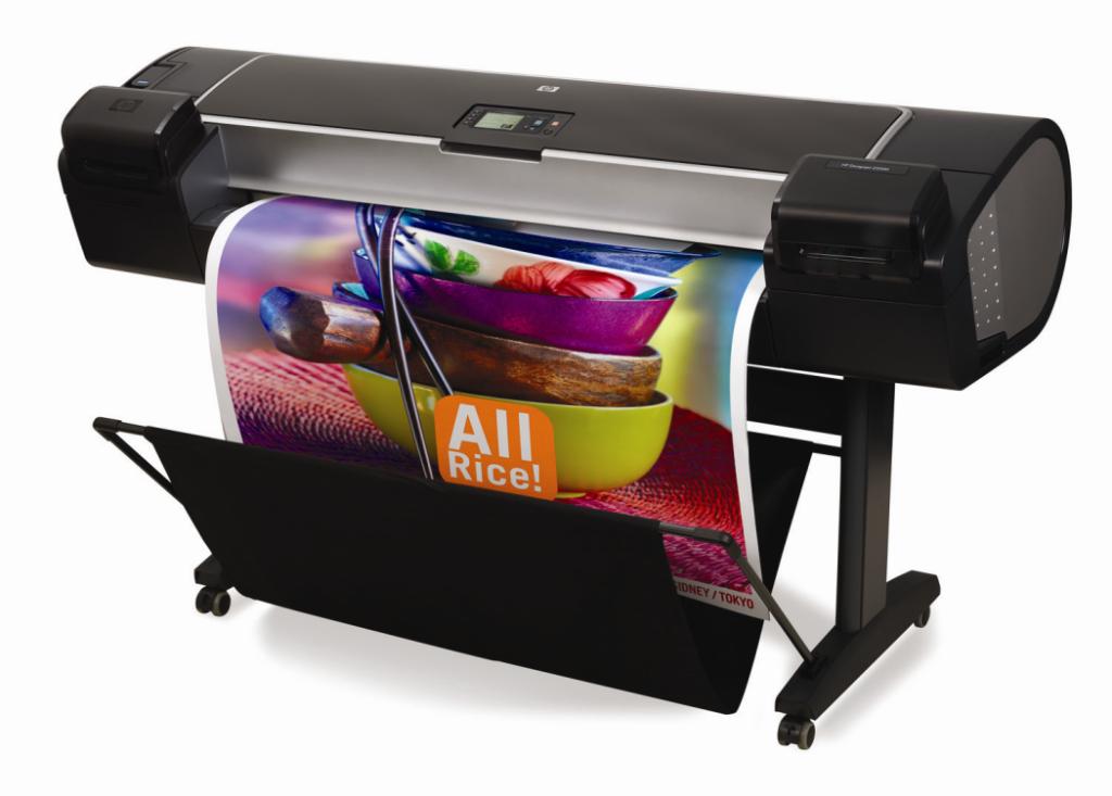 Печать широкоформатных фотографий